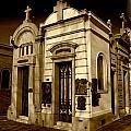 Cemetery by Gustavo Fortunatto