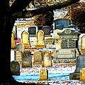 Cemetery by Noel Christman