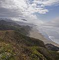 Central Oregon Coast Vista by Mick Anderson