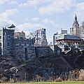 Central Park Castle by Theodore Jones
