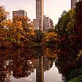 Central Park by Michael Dorn