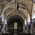 Centuries Old Church by Wes and Dotty Weber