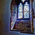 Chagall Window by Dave Godden