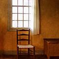 Chair Under Window by Jill Battaglia