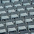 Chairs In Chicago No.4632 by Randall Nyhof