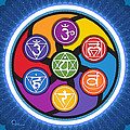 Chakra Circle by Soul Structures