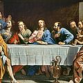 Champaigne: Last Supper by Granger