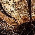 Chandelier Shimmer by Lorraine Devon Wilke