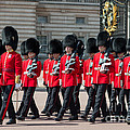 Changing Of The Guard by Andrew  Michael
