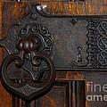 Chapel Door by Cindy Manero