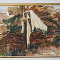 Chapel In Thcliffs by Roger Grulke