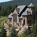 Chapel On The Rock by Ernie Echols
