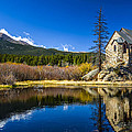 Chapel On The Rock by Mark Bowmer