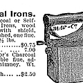 Charcoal Iron, 1895 by Granger
