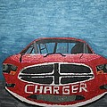Charger Art By My Son by Stacy C Bottoms