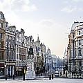 Charing Cross In London by Elena Elisseeva