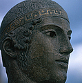 Charioteer Of Delphi by Photo Researchers