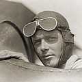 Charles Lindbergh 1902-1974 Wearing by Everett