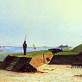 Charleston Battery, 1864 by Granger