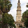 Charleston Church by Steve Nelson
