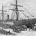 Charleston: Cotton Ship by Granger