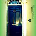 Charleston Door 5 by Susanne Van Hulst