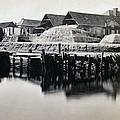 Charleston South Carolina - Vanderhorst Wharf - C 1865 by International  Images