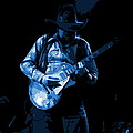 Playing The Blues At Winterland In 1975 by Ben Upham