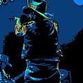 Winterland Cosmic Fiddler by Ben Upham