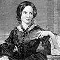 Charlotte Bronte 1816-1855, British by Everett