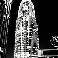 Charlotte North Carolina Bank Of America Building by Kim Fearheiley