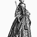 Charlotte Sophia (1744-1818) by Granger