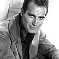Charlton Heston, C. Mid 1950s by Everett