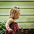 Chasing Bubbles by Matt Dobson