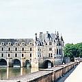 Chateau Chenonceau by C Sitton