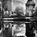 Chateau De Largoet by Simon Marsden