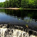 Chatfield Hollow Pond by Meandering Photography