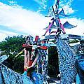 Chauvin La Sculpture Garden by Lizi Beard-Ward