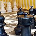 Checkmate by Christina Vodas