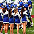 Cheerleaders by Susan Stevenson