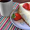 Cheesecake by Lynnette Johns