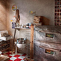 Chef - Baker - The Bread Oven by Mike Savad