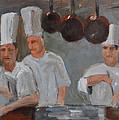 Chef's Secret by Rick Jamison