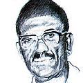 Cheikh Anta Diop by Emmanuel Baliyanga