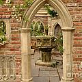 Chelsea Stone Archway by Mike Nellums