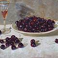 Cherries by Ylli Haruni