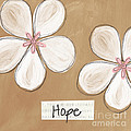 Cherry Blossom Hope by Linda Woods