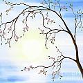 Cherry Blossom by Oleksiy Maksymenko