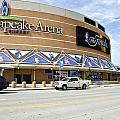 Chesapeake Arena by Malania Hammer