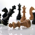 Chess Pieces by Tony Mcconnell